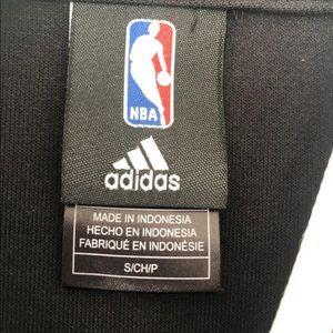 adidas Jackets & Coats - Adidas nba Miami heat front zip women's jacket S